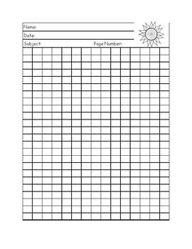 Math Place Value Grids