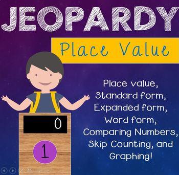 Math: Place Value JEOPARDY