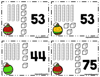 Math - Place Value Sorting Cards - Tens and Ones