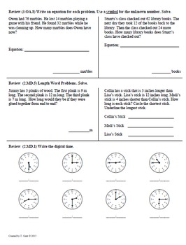 Math Plans & Sheets(3.OA.9)Patterns -3rd Grade Common Core 2nd 9 Weeks