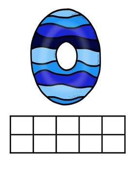Math Play-Doh Mats