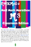 Mall Math Marathon: Classroom Edition
