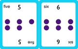 Math Poker Kids Playing Cards Dots