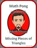 Math Pong: Finding Missing Pieces of Right and Oblique Triangles