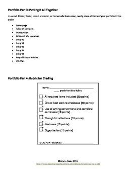 Math Portfolio Project