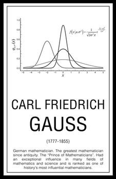Math Poster - Gauss