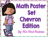 Math Anchor Charts (Chevron)