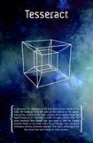 Math Poster - Tesseract