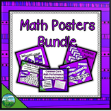 Math Posters for the Intermediate Classroom