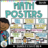Math Posters {Bundle}