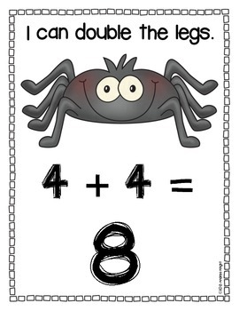 Math Posters:  Doubles and Doubles + 1
