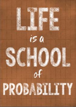 Math Posters, Inspirational Sayings
