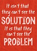 Math Posters, Inspirational Sayings Crinkled Solid Colors