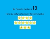 Math Posters for ways to show a number