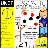 Module 1 lesson 10 | Count by Ones | Number bonds