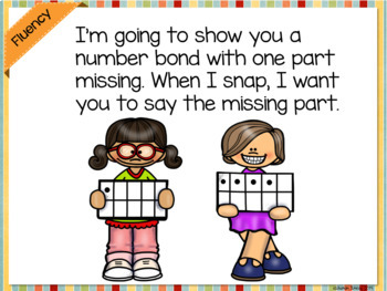 Module 1 lesson 3 | Counting Up and Down | Number Bonds | Ten Frames
