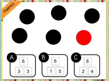 Module 1 lesson 5 | Number Bonds | Counting On