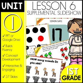 Module 1 lesson 6 | Count by Ones to 100 | Number Bonds