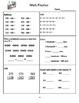 Math Practice 3rd Grade Set A 1 - 30