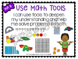 Math Practice 5 Classroom Poster, Lesson Plan, and Journal Pages