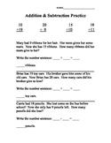 Math Practice - Adding 9