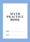 Math Practice Booklet