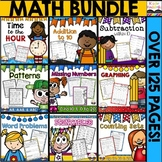 *Kindergarten Math Bundle
