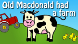 Math ~ Practice Classifying Numbers up to 20 as Even or Odd to Old MacDonald