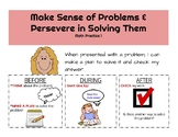 Math Practice Posters K-2