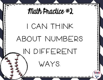 Math Practice Posters (Kid Friendly)
