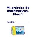Math Practice (Spanish)/ Práctica de matemáticas
