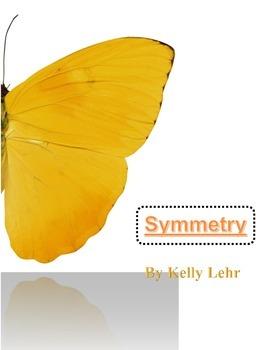 Math Practice Symmetry - Everyday Math Unit 9-5