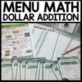 Math Practice TASK CARDS | Adding Single-Digit Numbers