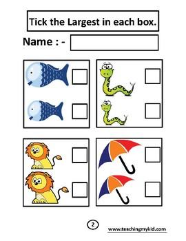 Kindergarten Math Workbook (common core aligned)