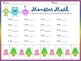 Math Practice Worksheets with Counters