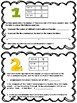 """Math Practice and Review.""""  Great Review for Grades 4,5, and 6"""