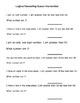 Math Practice or Homework Worksheets (Challenging)