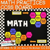 Math Practices Bulletin Board Kit {CCSS}   8 Math Practices Posters