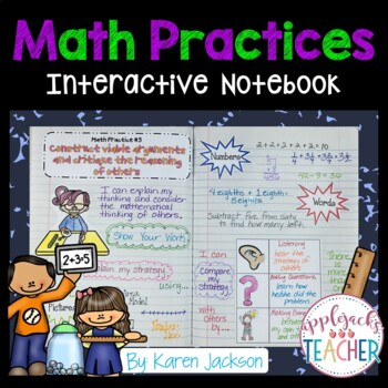 Math Practices Interactive Notebook