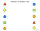 Math Preschool Learning Folder