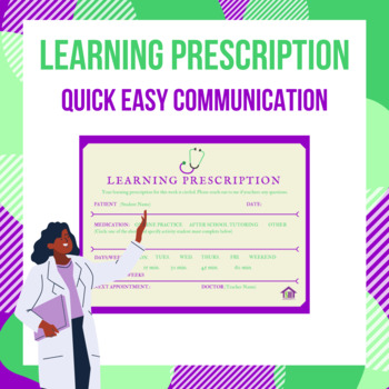 Learning Prescription