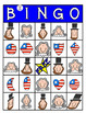 Shapes - 2D Shapes President's Day Bingo