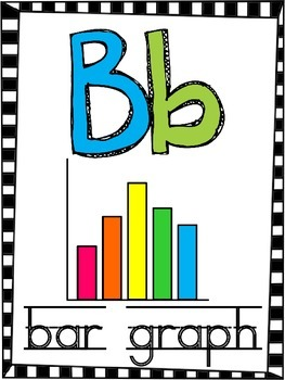 Math Primary Alphabet {with word wall headers}
