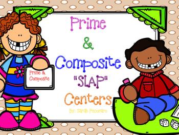 Math Prime & Composite SLAP