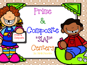 Math Prime & Composite SLAP