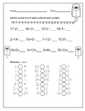 Math Printables 5 pages