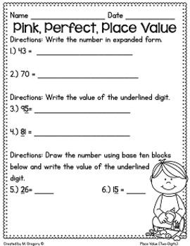 Math Printables for February (No Fuss!)