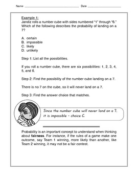 Math - Probability - Tutorial and Practice