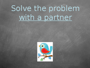 Math Problem Based Learning Powerpoint