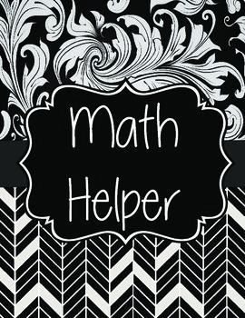 Math Problem Solver Helper